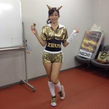 CM (Risa Yosiki)