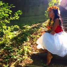 Hula Costume