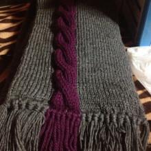 Knit Scarf
